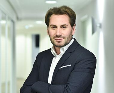 Antoine CARDINAL, avocat associé chez BJT Avocats & Conseils